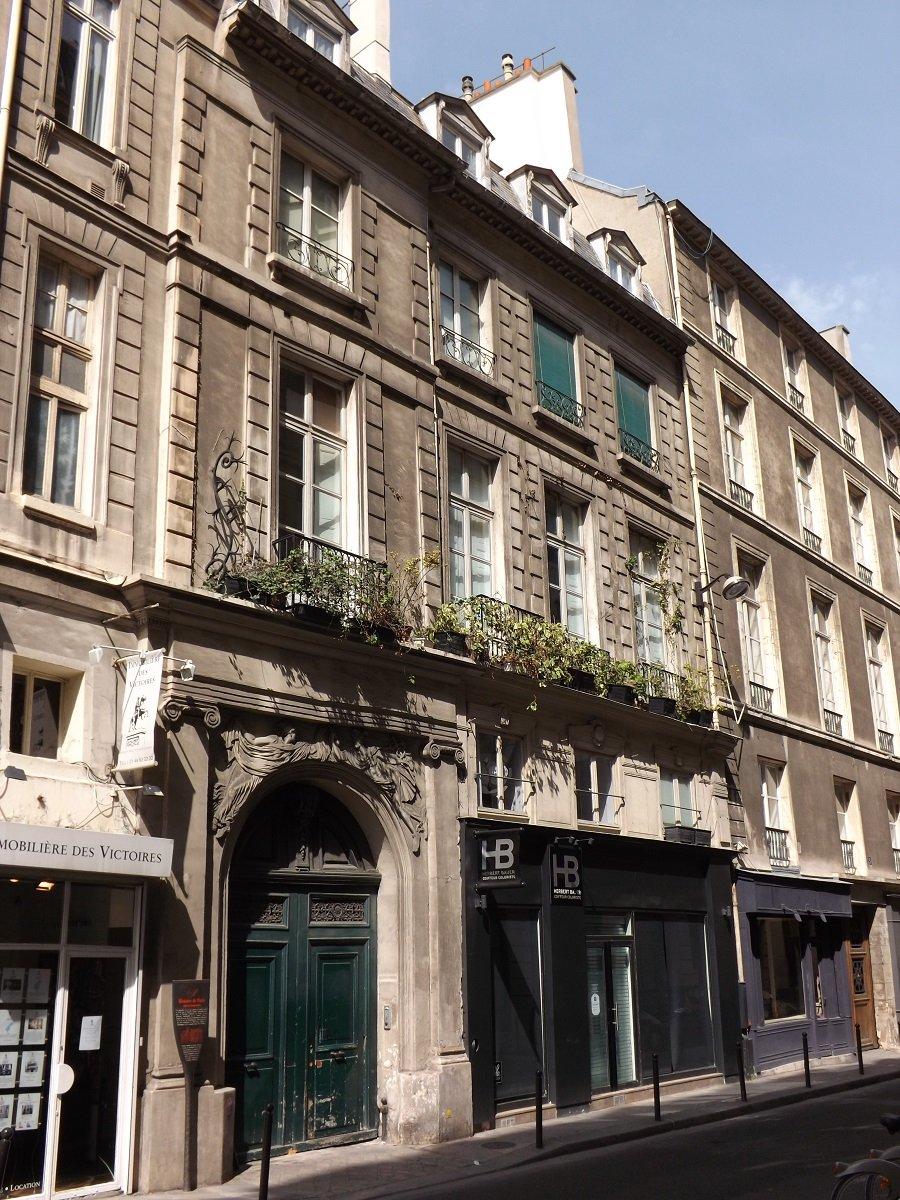 Hotel Rue De La Sabliere Paris