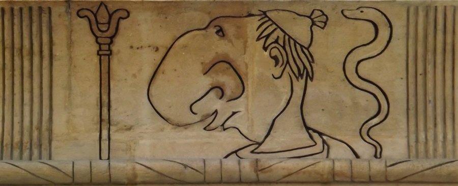 passage du caire caricature