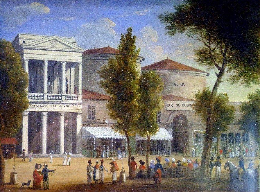 boulevard montmartre carnavalet