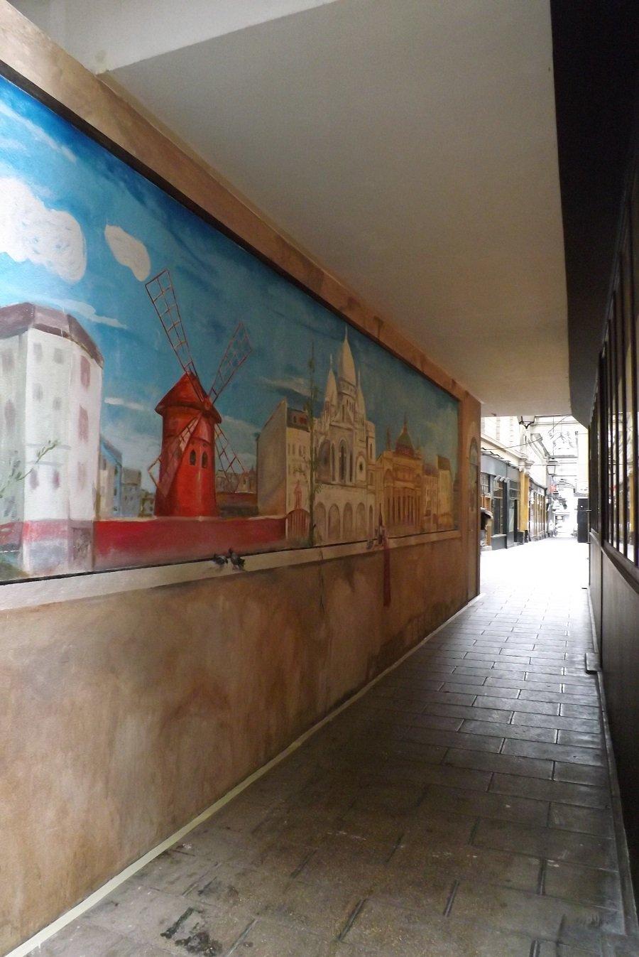 galerie feydeau vers passage panoramas